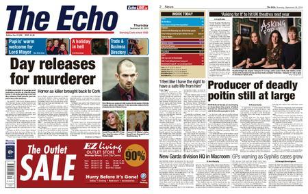 Evening Echo – September 26, 2019