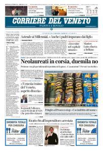 Corriere del Veneto Padova e Rovigo – 16 ottobre 2019