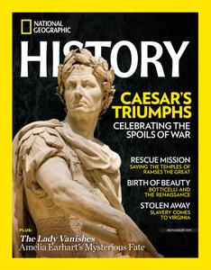 National Geographic History - July 2019