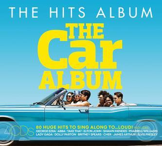 VA - The Hits Album: The Car Album (4CD, 2019)