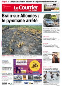 Le Courrier de l'Ouest Angers – 21 septembre 2021