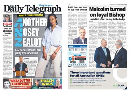 The Daily Telegraph (Sydney) – June 26, 2019