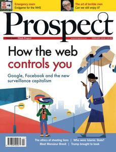 Prospect Magazine - February 2018