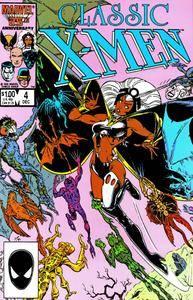 Classic X-Men 004 1986 c2c Minutemen-Bluntman