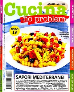 Cucina No Problem - Agosto 2011