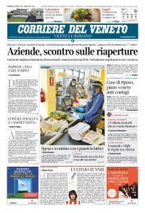 Corriere del Veneto Vicenza e Bassano – 05 aprile 2020