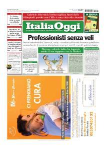 Italia Oggi - 26 Giugno 2019
