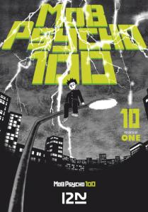 Mob Psycho 100 - Tome 10 2019