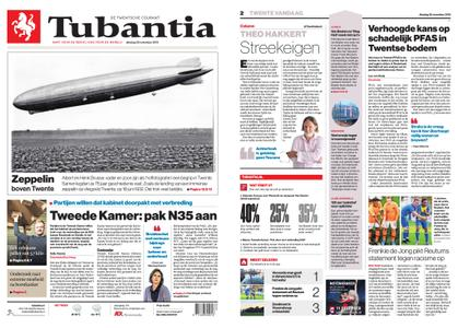 Tubantia - Enschede – 26 november 2019