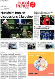Ouest-France Édition France – 07 septembre 2019