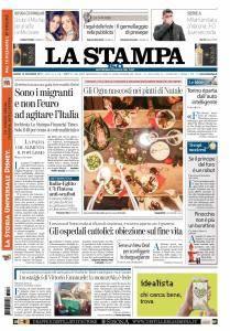 La Stampa Imperia e Sanremo - 18 Dicembre 2017