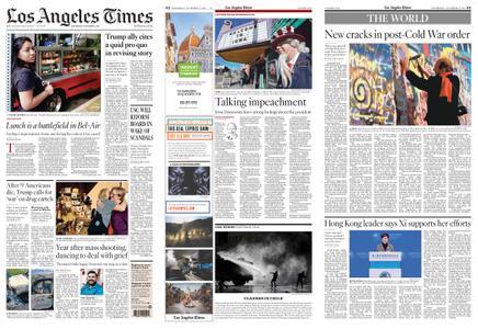 Los Angeles Times – November 06, 2019