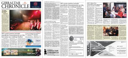Gibraltar Chronicle – 26 November 2019
