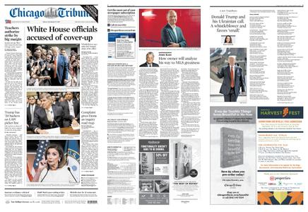 Chicago Tribune – September 27, 2019