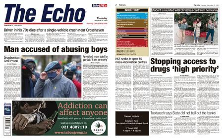 Evening Echo – December 17, 2020