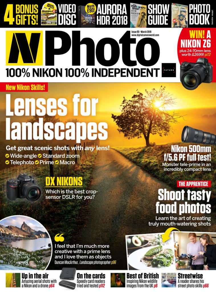 N-Photo UK - March 2019