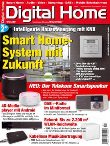 Digital Home - September-November 2020