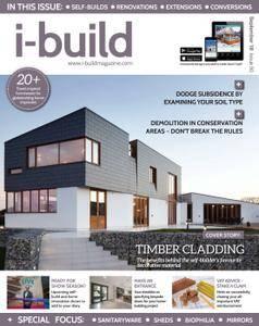 i-build - September 2018