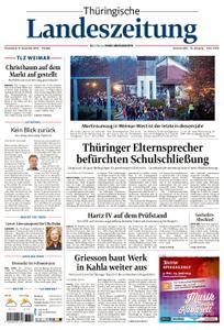 Thüringische Landeszeitung – 17. November 2018