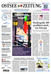 Ostsee Zeitung Wolgast - 30. März 2019