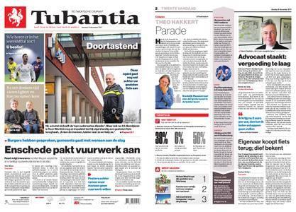 Tubantia - Enschede – 19 december 2017