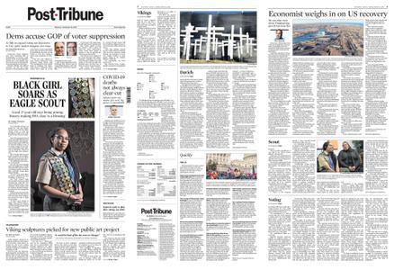 Post-Tribune – February 22, 2021