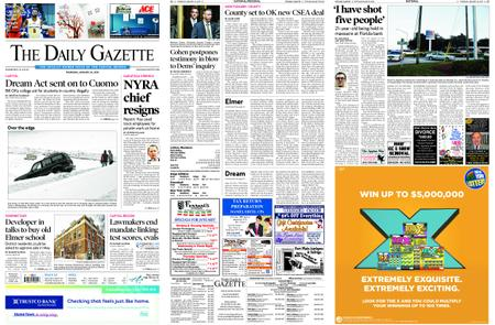 The Daily Gazette – January 24, 2019