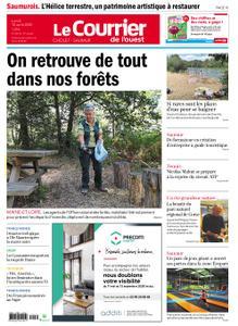 Le Courrier de l'Ouest Cholet – 10 août 2020