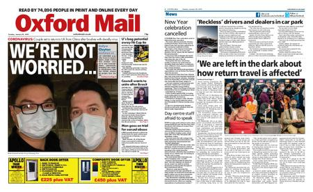 Oxford Mail – January 28, 2020