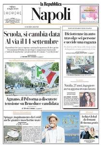 la Repubblica Napoli - 11 Luglio 2020