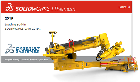SolidWorks 2019 SP2.0 Premium Multilingual