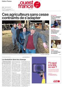 Ouest-France Édition France – 23 février 2021