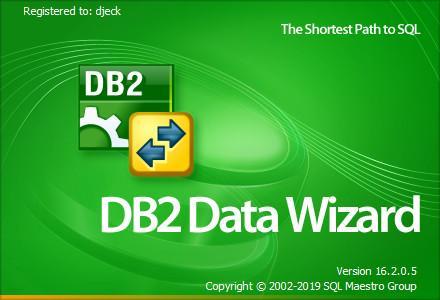 SQLMaestro DB2 Data Wizard 16.2.0.5 Multilingual