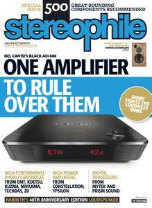 Stereophile - April 2018