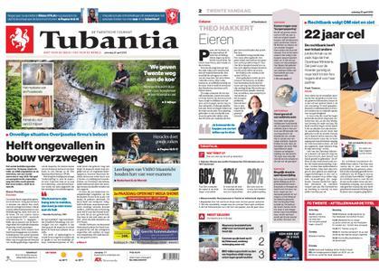 Tubantia - Enschede – 20 april 2019