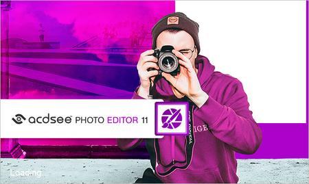 ACDSee Photo Editor 11.1 Build 97 (x64)