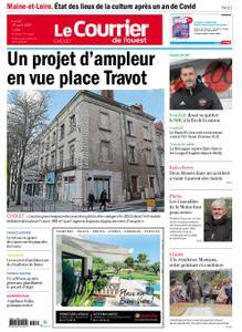 Le Courrier de l'Ouest Cholet – 19 avril 2021