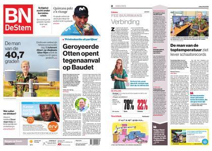 BN DeStem - Bergen op Zoom – 26 juli 2019