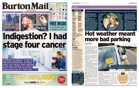Burton Mail – July 20, 2021
