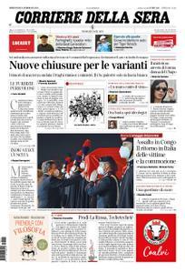 Corriere della Sera – 24 febbraio 2021