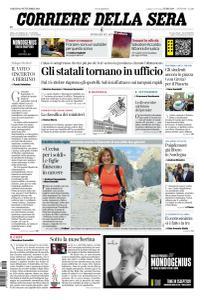 Corriere della Sera - 25 Settembre 2021