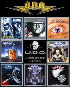 U.D.O. - 8 Albums Anniversary Edition (1987-2002) [2013, AFM Records] Re-up