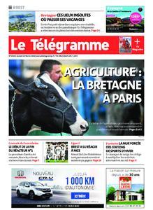 Le Télégramme Brest – 22 février 2020