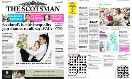 The Scotsman – December 20, 2017