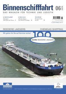 Binnenschifffahrt - Juni 2019