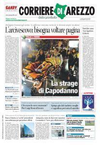 Corriere di Arezzo - 2 Gennaio 2017