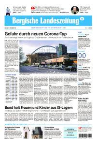 Kölnische Rundschau Wipperfürth/Lindlar – 21. Dezember 2020
