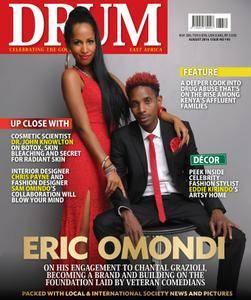 Drum East Africa - August 2016