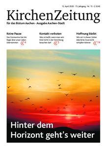 KirchenZeitung für das Bistum Aachen – 12. April 2020
