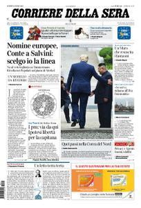 Corriere della Sera – 01 luglio 2019
